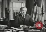Image of American Undersecretary of War Robert Porter Patterson European Theater, 1943, second 8 stock footage video 65675058395