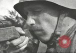 Image of Soviet soldiers aiming rifles European Theater, 1943, second 1 stock footage video 65675058396