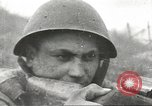 Image of Soviet soldiers aiming rifles European Theater, 1943, second 2 stock footage video 65675058396