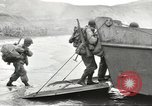 Image of American Amphibious Task Force 9 Aleutian Islands Alaska USA, 1943, second 3 stock footage video 65675058403