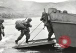 Image of American Amphibious Task Force 9 Aleutian Islands Alaska USA, 1943, second 4 stock footage video 65675058403