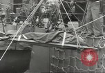 Image of US wounded evacuated from Attu Aleutian Islands Alaska USA, 1943, second 10 stock footage video 65675058418