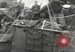 Image of US wounded evacuated from Attu Aleutian Islands Alaska USA, 1943, second 12 stock footage video 65675058418