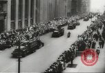 Image of British anti aircraft men New York United States USA, 1943, second 7 stock footage video 65675058428