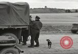 Image of parachute storage shed Aleutian Islands Alaska USA, 1945, second 6 stock footage video 65675058439