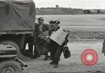 Image of parachute storage shed Aleutian Islands Alaska USA, 1945, second 8 stock footage video 65675058439