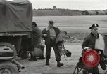 Image of parachute storage shed Aleutian Islands Alaska USA, 1945, second 10 stock footage video 65675058439