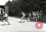 Image of Army Quartermaster vans United States USA, 1943, second 5 stock footage video 65675058467