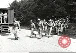 Image of Army Quartermaster vans United States USA, 1943, second 7 stock footage video 65675058467