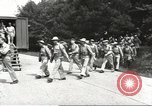 Image of Army Quartermaster vans United States USA, 1943, second 8 stock footage video 65675058467