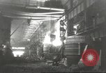 Image of steel production United States USA, 1943, second 1 stock footage video 65675058476