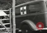 Image of field ambulance Pacific Theater, 1943, second 4 stock footage video 65675058477