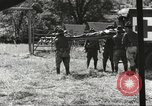 Image of field ambulance Pacific Theater, 1943, second 5 stock footage video 65675058477