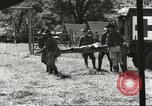 Image of field ambulance Pacific Theater, 1943, second 7 stock footage video 65675058477
