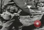 Image of field ambulance Pacific Theater, 1943, second 10 stock footage video 65675058477