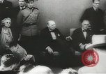 Image of Winston Churchill Washington DC USA, 1944, second 8 stock footage video 65675058485