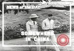 Image of Brigadier General Chennault China, 1944, second 6 stock footage video 65675058487