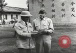 Image of Brigadier General Chennault China, 1944, second 12 stock footage video 65675058487