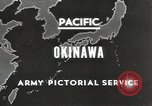 Image of General Simon Buckner Okinawa Ryukyu Islands, 1945, second 1 stock footage video 65675058492