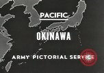 Image of General Simon Buckner Okinawa Ryukyu Islands, 1945, second 4 stock footage video 65675058492