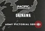 Image of General Simon Buckner Okinawa Ryukyu Islands, 1945, second 5 stock footage video 65675058492