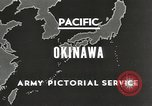 Image of General Simon Buckner Okinawa Ryukyu Islands, 1945, second 6 stock footage video 65675058492