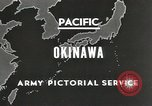 Image of General Simon Buckner Okinawa Ryukyu Islands, 1945, second 8 stock footage video 65675058492