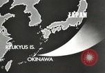 Image of United States Navy Bunker Hill cruiser Okinawa Ryukyu Islands, 1945, second 10 stock footage video 65675058493