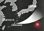 Image of United States Navy Bunker Hill cruiser Okinawa Ryukyu Islands, 1945, second 12 stock footage video 65675058493