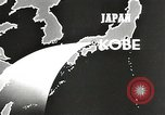 Image of drop bombs Kobe Japan, 1945, second 10 stock footage video 65675058494