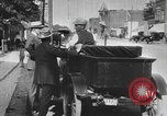 Image of Edsel Ford leaves Dearborn Michigan in Ford motorcar Dearborn Michigan USA, 1915, second 10 stock footage video 65675058505