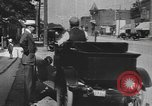 Image of Edsel Ford leaves Dearborn Michigan in Ford motorcar Dearborn Michigan USA, 1915, second 11 stock footage video 65675058505