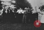 Image of Group at an Ice cream social in the U.S.A.  United States USA, 1916, second 3 stock footage video 65675058509