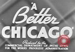 Image of Works Progress Administration project Chicago Illinois USA, 1937, second 6 stock footage video 65675058516