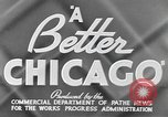Image of Works Progress Administration project Chicago Illinois USA, 1937, second 8 stock footage video 65675058516