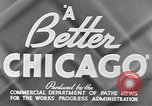 Image of Works Progress Administration project Chicago Illinois USA, 1937, second 9 stock footage video 65675058516