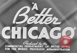 Image of Works Progress Administration project Chicago Illinois USA, 1937, second 10 stock footage video 65675058516