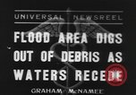 Image of floods New York United States USA, 1935, second 1 stock footage video 65675058521