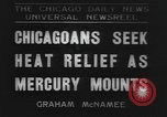 Image of American people Chicago Illinois USA, 1935, second 1 stock footage video 65675058528