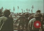 Image of United States 2nd Marine Division Tarawa Gilbert Islands, 1944, second 9 stock footage video 65675058544