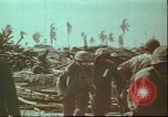 Image of United States 2nd Marine Division Tarawa Gilbert Islands, 1944, second 10 stock footage video 65675058544