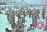 Image of United States 2nd Marine Division Tarawa Gilbert Islands, 1944, second 1 stock footage video 65675058546