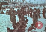 Image of United States 2nd Marine Division Tarawa Gilbert Islands, 1944, second 2 stock footage video 65675058546