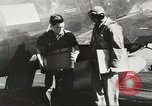 Image of United States Navy warship Pacific Theater, 1945, second 7 stock footage video 65675058549
