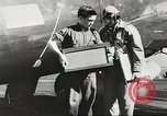 Image of United States Navy warship Pacific Theater, 1945, second 8 stock footage video 65675058549
