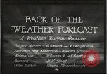 Image of Weather Bureau United States USA, 1931, second 2 stock footage video 65675058551