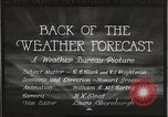 Image of Weather Bureau United States USA, 1931, second 6 stock footage video 65675058551