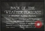 Image of Weather Bureau United States USA, 1931, second 7 stock footage video 65675058551