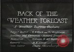 Image of Weather Bureau United States USA, 1931, second 9 stock footage video 65675058551