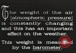 Image of barometer United States USA, 1931, second 1 stock footage video 65675058554